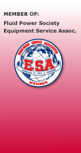 Member of Fluid Power Society and Equipment Service Association